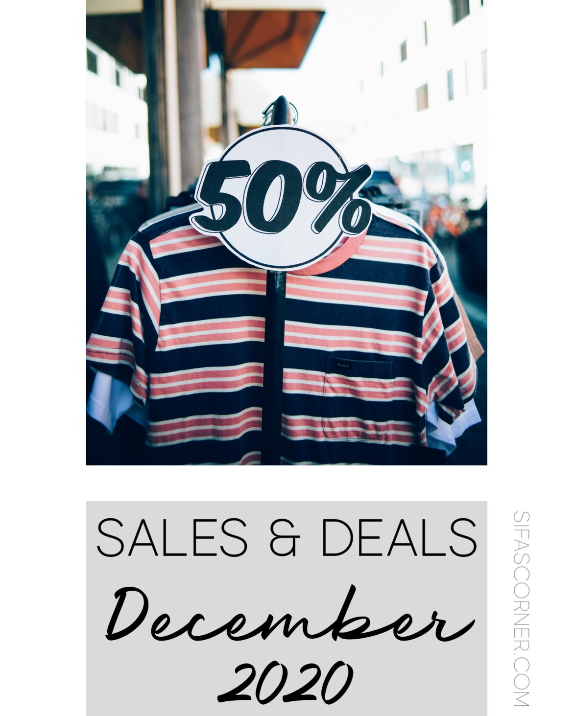 Holiday Sales and Deals