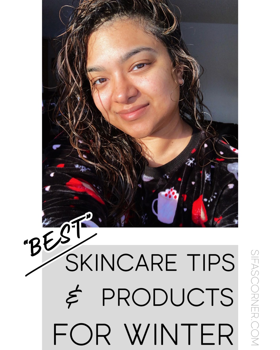 best skincare tips & products for winter