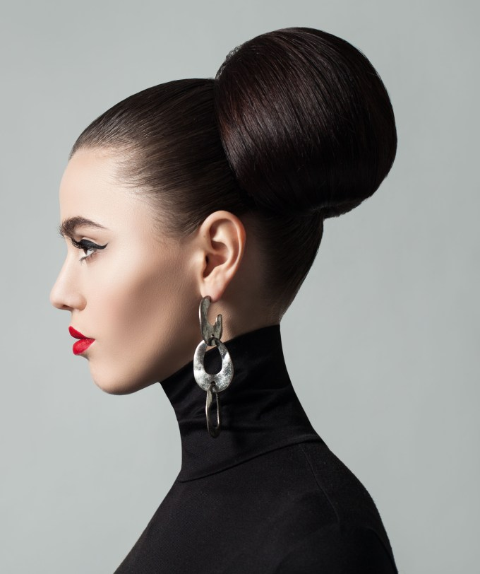 Big Bun hair trend