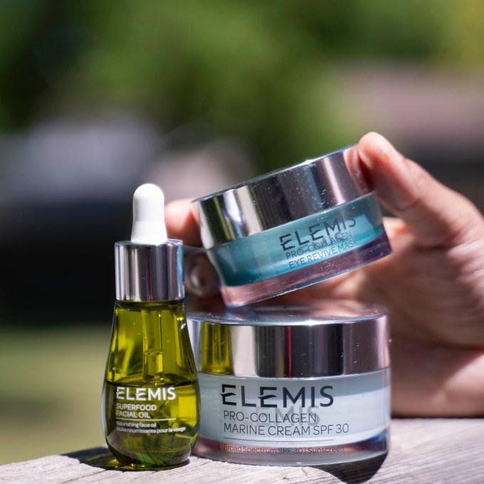 Luxury Skincare ELEMIS- pro collagen