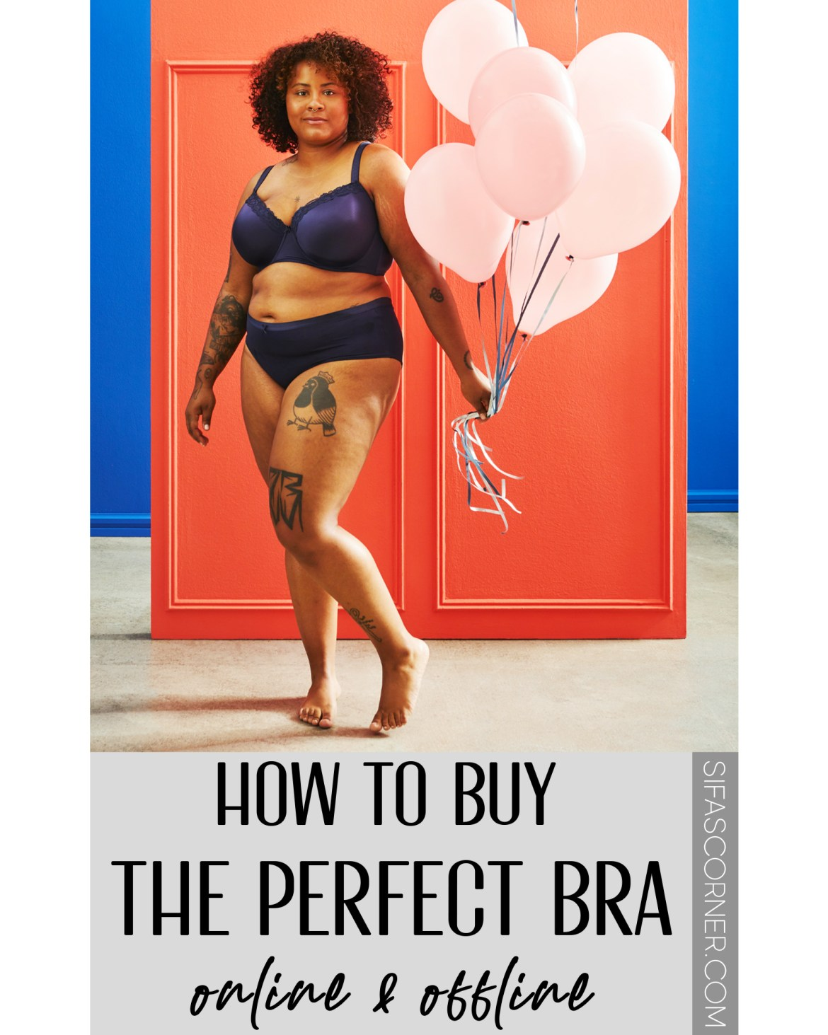 how to buy the perfect bra