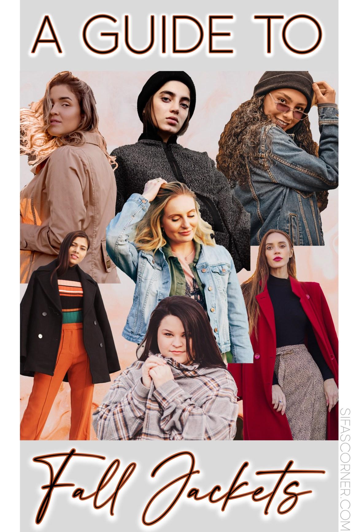 Women Fall Jackets Guide