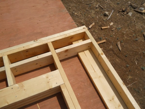House Corner Framing Exterior Walls