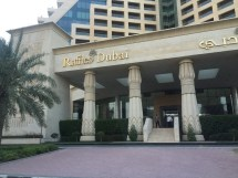 Stay Raffles - Dubai In Landmark Suite Uae