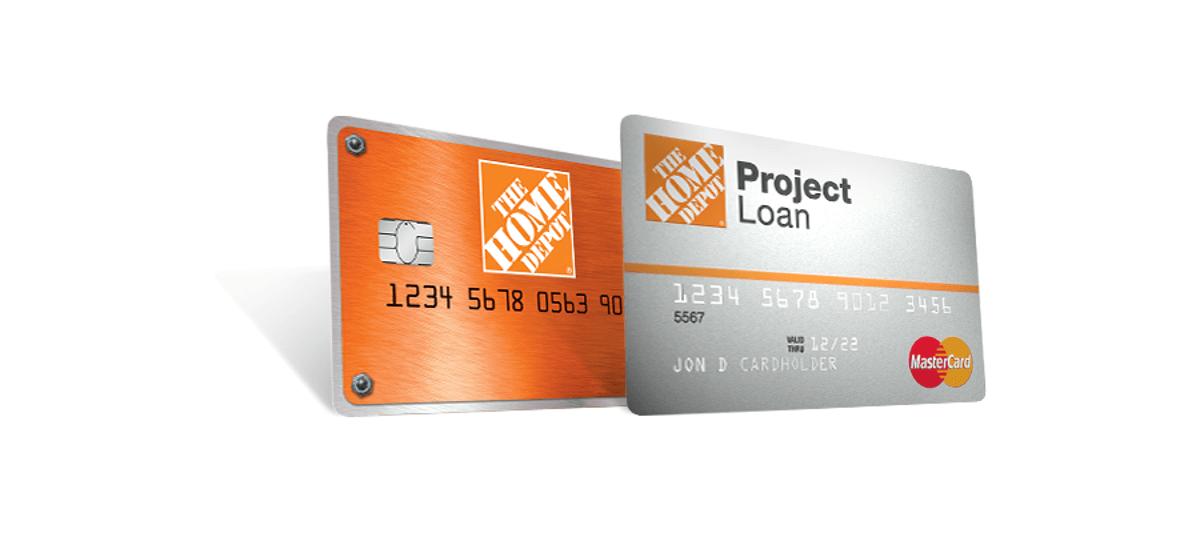 Home depot credit card application - Casă la țară pentru o familie