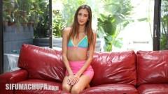 Natalia Nix llega al orgasmo cuatro veces
