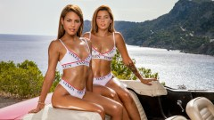 El trío anal de Agatha Vega y Ginebra Bellucci