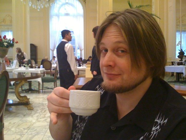 Sig and Tea cup