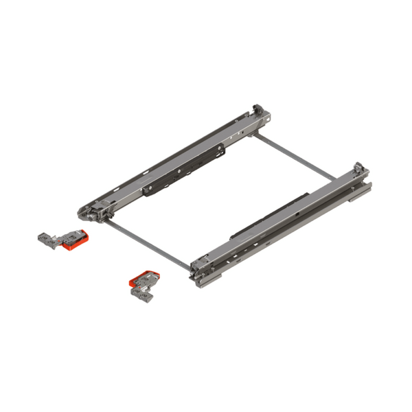 Blum 769R MOVENTO Waste/Recycle Set for 15″ Minimum