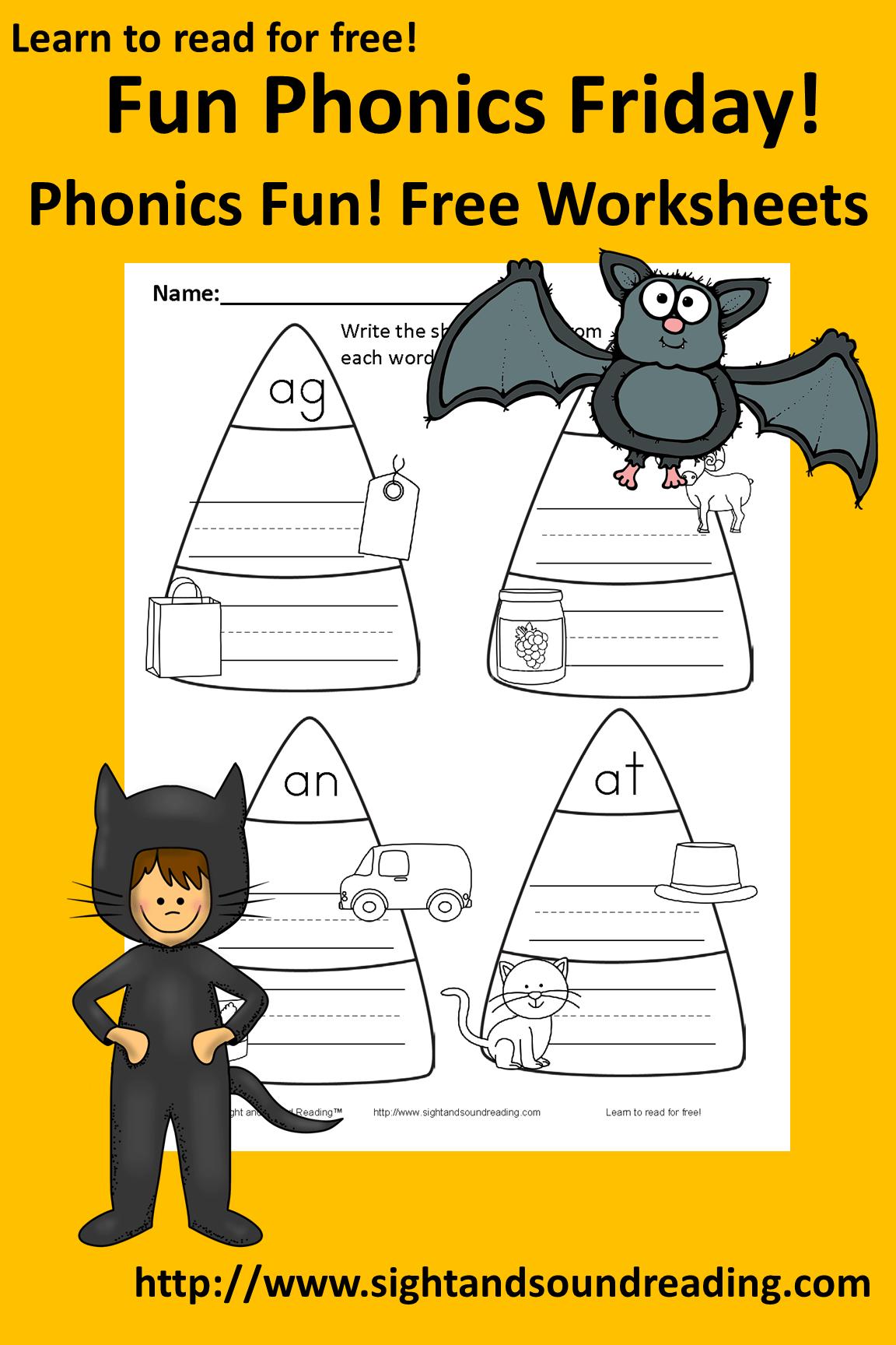 Halloween Word Family