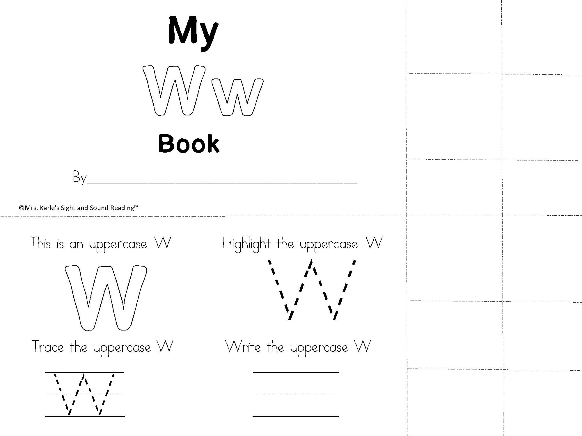 Beginning Sound Worksheet Bundle