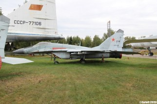 Central Museum of the Russian Air Force Monino Moscow Soviet Aircraft