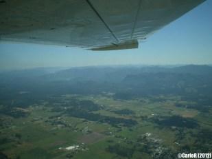 Landing Renton Seattle SeaTac Tacoma Fly Scenic