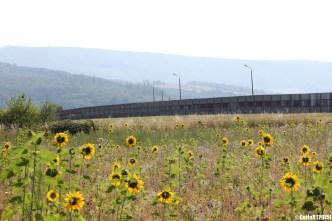 Eichsfeld Teistungen Innerdeutsche Grenze Inner Border Checkpoint