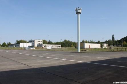Marienborn Innerdeutsche Grenze Inner Border Checkpoint Alpha