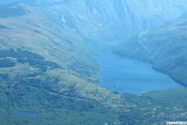 Mount St.Helens Fly Seattle Scenic Hoffstadt Creek Dam