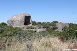 Calais Waldam Battery Atlantic Wall