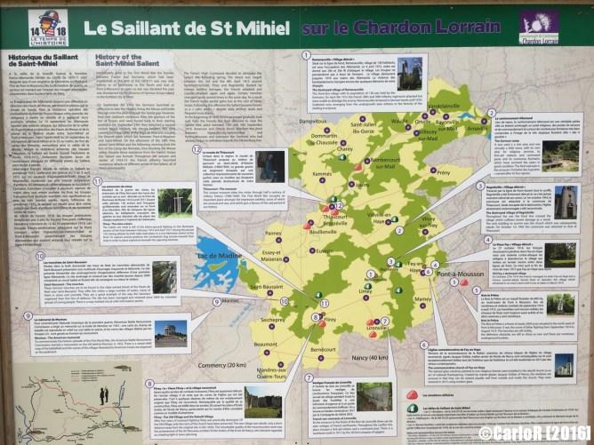 Saint Mihiel Salient Flirey
