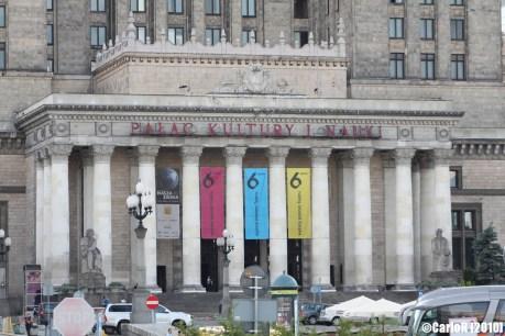 Stalin's Skyscraper Warsaw