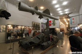 Moscow Central Armed Forces Museum Red Army Gary Powers U2