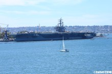 USS Ronald Reagan San Diego CVN-76 West Coast