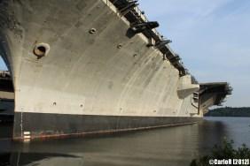 Bremerton Shipyard Fleet USS Independence Forrestal class