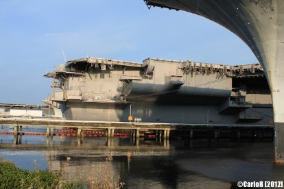 Bremerton Shipyard Fleet USS Independence Kitty Hawk Ranger