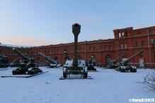 Saint Petersburg Leningrad Museum of Artillery Soviet