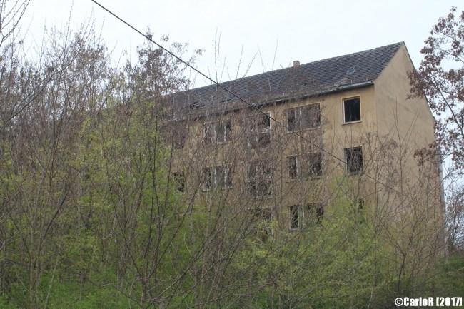Finsterwalde - Abandoned Soviet Base