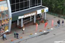Murmansk McDonald's