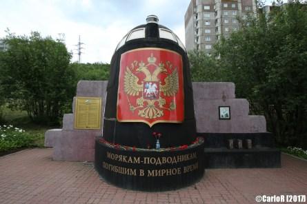 Murmansk Kursk Memorial
