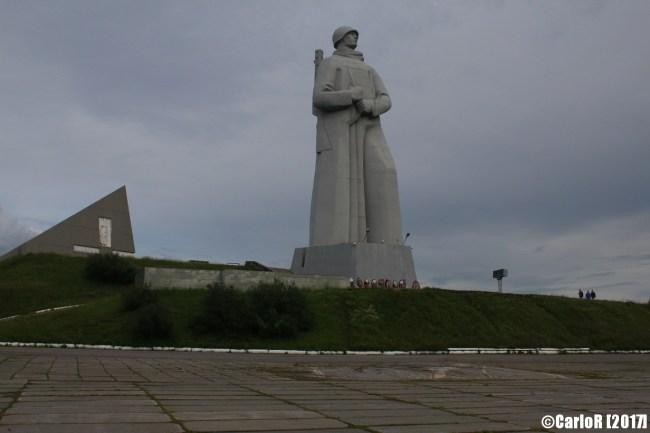 Murmansk Alyosha Soviet Soldier