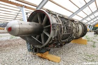 General Electric J79 Turbojet McDonnell Douglas Phantom engine