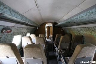 Yakovlev Yak-40 Tartu Estonia Executive Cabin