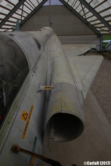 SAAB JA 37 Viggen Swedish Air Force