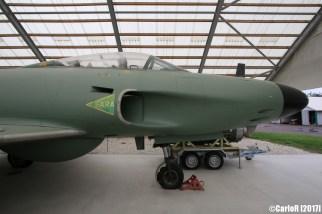 SAAB J32 Lansen Swedish Air Force