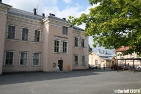 General Mannerheim Finland Army Headquarters Mikkeli