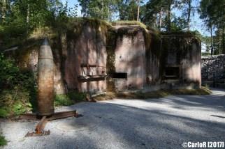 Salpa Line Bunker Harparskog Hanko Finland