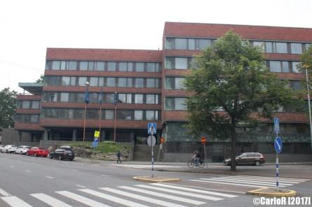 The headquarter of the Social Insurance Institution Kela Alvar Aalto
