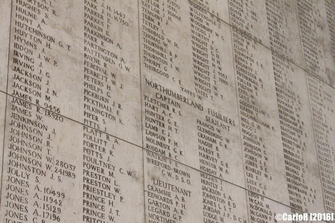 Ypres Menin Gate Memorial WWI