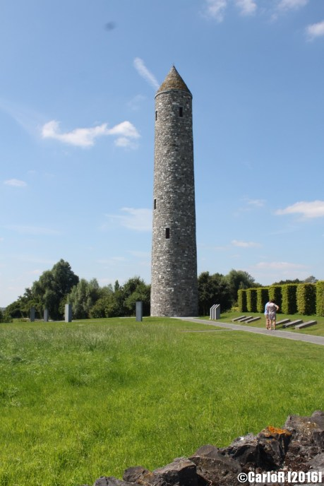 Irish Peace Tower Messines Ypres WWI