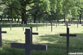 Vimy France German Cemetery WWI