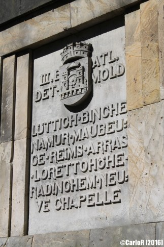Detmold German WWI Memorial