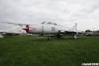 State Aviation Museum Ukraine Kiev Sukhoi Su-17