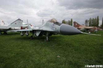 State Aviation Museum Ukraine Kiev MiG-29