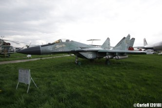 State Aviation Museum Ukraine Kiev MiG-29