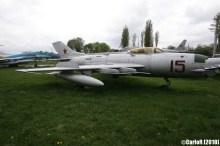 State Aviation Museum Ukraine Kiev MiG-19