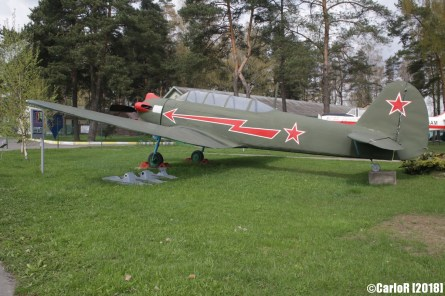 Museum of Aviation Technology Minsk Air Museum Yak