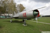 Museum of Aviation Technology Minsk Belarus Air Museum Sukhoi Su-7