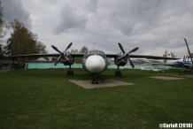 Museum of Aviation Technology Minsk Belarus Air Museum Antonov An-26
